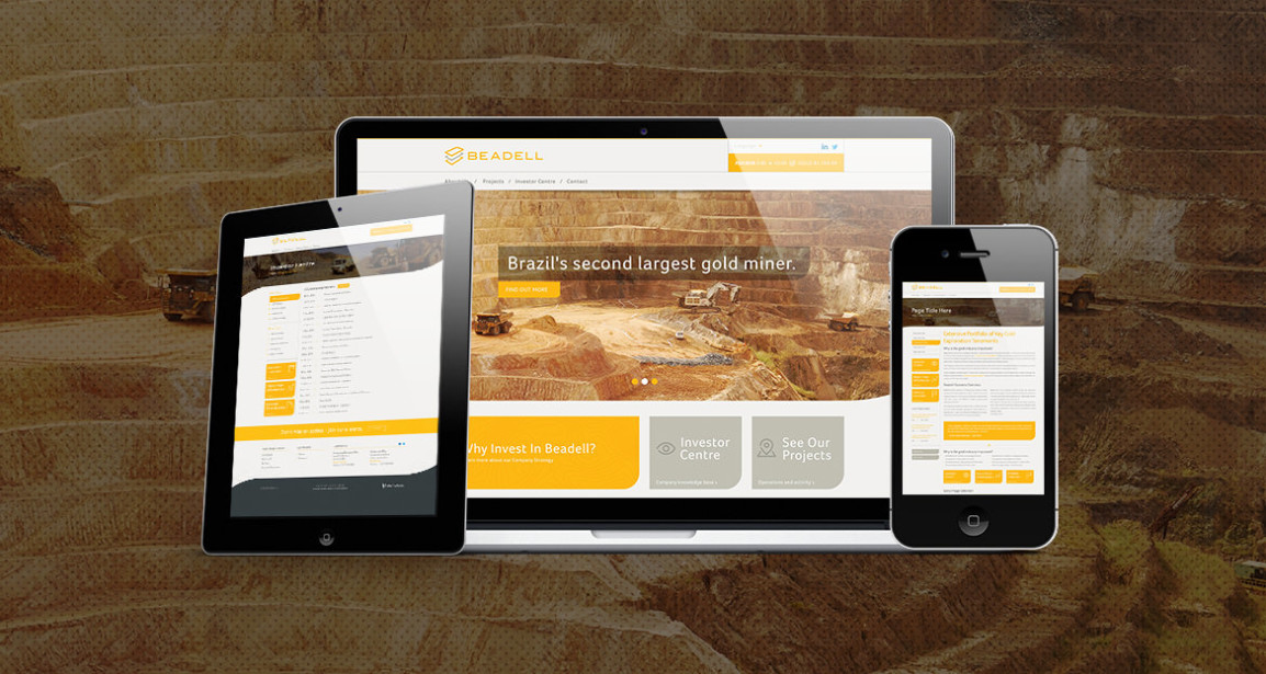 Exhibition Stand Design Brief Template : Mining brand strategy beadell resources skye gilligan